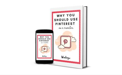 Why you should use Pinterest as a creator