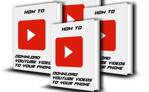 How to download YouTube videos to your phone's gallery